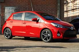 Used 2015 Toyota Yaris for sale - Pricing & Features | Edmunds