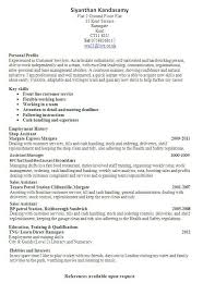 References Resume Format. Reference In Resume Format References ...