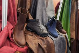 a sourcing fair for leather goods and footwear materials accessorieetal parts