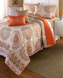 orange and brown bedding. Fine Brown QuiltSetsDecorativePillowsShamsBeddingBedroomOrange In Orange And Brown Bedding O