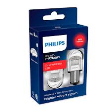 <b>Лампа</b> LED P21/5W <b>PHILIPS X</b>-<b>treme Ultinon</b> LED gen2 11499XURX2