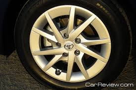 2012 Toyota Prius 16 inch aluminum alloy wheel | Car Reviews and ...