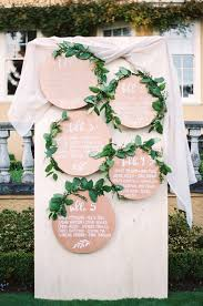 Seating Chart For Wedding Reception 10 Chic Ideas To Display Your Wedding Seating Chart Escort Cards