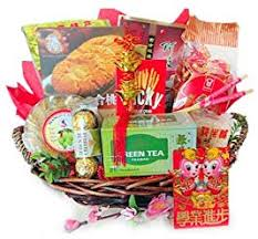 gift baskets overseas chinese new year special