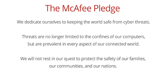 Security Innovation Mcafee And The Security Innovation Alliance Together Is