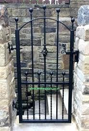 iron garden wrought iron metal garden gate metal garden obelisk