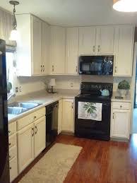 Rustoleum Kitchen Cabinet Diy Rustoleum Cabinet Transformation Kitchen Snazzy Little Things