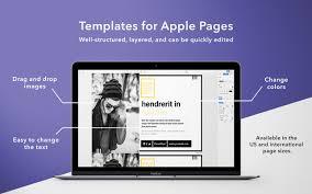 Apple Flyer Templates Flyer Templates Design On The Mac App Store