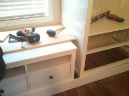 Built In Bench Built In With Bench Ikea Hackers Ikea Hackers