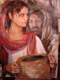 Image result for picture verses of woman at the well