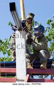 U.S. Marine Corps Cpl. Cami Snider a metal worker with Marine ...