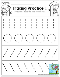 Tracing Activities For Toddlers 24365 | Harvardsalient.com