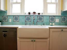 Ceramic Tile Backsplash Design Ideas