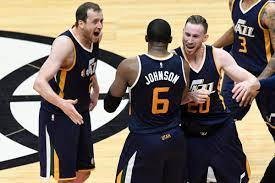 NBA Playoffs 2017 Utah Jazz vs Los ...