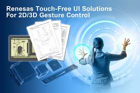 Renesas Design Renesas Launches Touch Free Uis