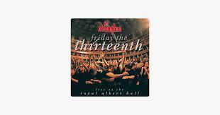 <b>Friday the</b> Thirteenth - Live at the Royal Albert Hall by The <b>Stranglers</b>
