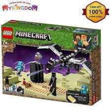 MY KINGDOM - Đồ Chơi Lắp Ráp LEGO DUPLO Bộ Động Vật Cân Bằng Đầu Tiên Của