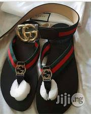 gucci slippers. gucci slippers and belt