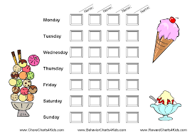 weekly reward chart printable reward charts for multiple kids
