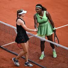 1 in women's single tennis. Roger Federer And Serena Williams Exit French Open Wsj