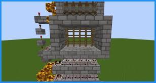 minecraft fence post recipe. Fence Gate Mc Amazing Minecraft Redstone Portcullis Single And Of Style Post Recipe