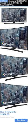 haier 86 class 4k ultra hd tv. smart tv: samsung un65ju6700 curved 65-inch 4k ultra hd led tv ( haier 86 class 4k