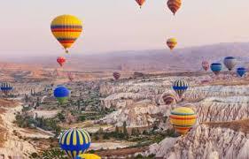 turkey tours holidays to turkey on the go tours hot air ballooning cappadocia turkey