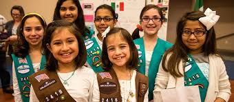 Girl scouts of america uniforms
