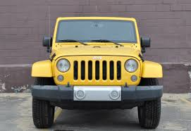 Capsule Review: 2015 Jeep Wrangler Unlimited Sahara - The Truth ...