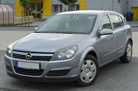 Opel Astra H - Wikipedia, den frie encyklopædi
