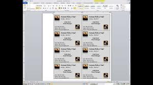 business cards templates microsoft word microsoft word 2008 mac business card template how to create custom