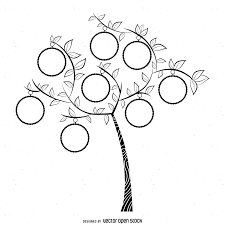 Drawing A Family Tree Template Family Tree Images Free Download Best Family Tree Images