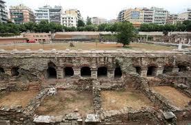 Αποτέλεσμα εικόνας για υπόγειες στοες Θεσσαλονικης