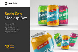 Search more similar templates at adobe stock. Can Koozie Animated Mockup In Packaging Mockups On Yellow Images Creative Store