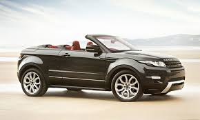Image result for range rover evoque convertible