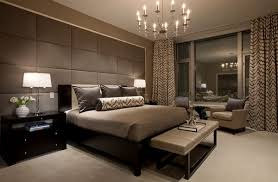Elegant Prepossessing Huge Master Bedroom Style On Home Security Design Ideas New  At Modern Bedroom Design Chandelier And Large Headboard