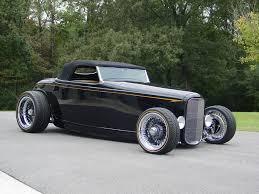 Joe Stuban's 1932 Ford Hi-boy built by Greening Auto Company and ...