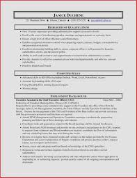 Accountant Resume Fresh Fice Assistant Resume Format India ...