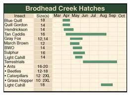 Hatch Chart Brodhead Tu