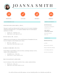 example of bad resumes how to make a resume employers will notice lucidpress