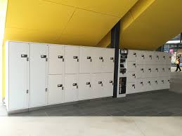 Parking at melbourne airport terminal 4. Baggage Storage Lockers By Smarte Carte Melbourne Airport T4 Terminal 4 Car Park Melbourne Airport Vic 3045 Australia