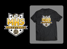 Sand Volleyball T Shirt Designs High School Volleyball T Shirt Designs Rldm
