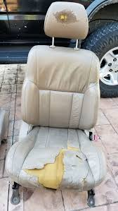 toyota 4runner front back leather seats 1996 2002 for in miami fl offerup