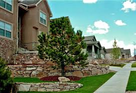 Small Picture Siloam Stone Boulder Retaining Walls Colorado Quarry