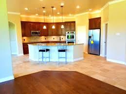 kitchen with wood floor medium size of pine wood floor kitchen home improvement stack enter image