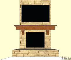 how to build a floating fireplace mantel shelf create room focal point dreaming homemade shelves plans homemade fireplace mantel shelves