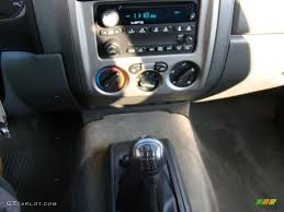2005 Chevrolet Colorado LS Crew Cab 5 Speed Manual Transmission ...
