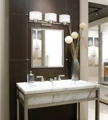 dark light bathroom light fixtures modern. Contemporary Modern BathroomVanity Light Fixture Bath Interior Lighting White Oval Single  Basin Sinks Dark Brown Stone With Bathroom Fixtures Modern