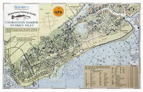 South Carolina Coastal Maps And Fishing Maps And Sc Nautical