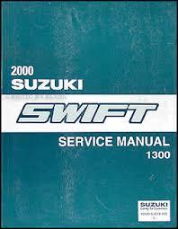 2000 suzuki swift 1300 repair shop manual original 2000 suzuki swift 1300 repair manual original